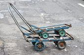 Two Handcarts.