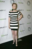 BEVERLY HILLS, CA - MARCH 9: Molly Quinn arrives at the 2012 Paleyfest
