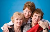 Three Grandmothers.