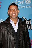 LOS ANGELES - MAR 15:  Jon Huertas arrives at the
