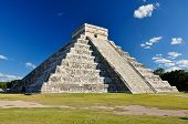 foto of mayan  - Mayan Ruin - Chichen Itza Mexico