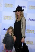 LOS ANGELES - MAR 17:  Taylor Armstrong, daughter Kennedy at the