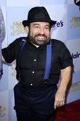 LOS ANGELES - MAR 17:  Danny Woodburn at the