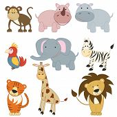 African Animals.eps