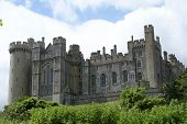Arundel castle, West Sussex, England