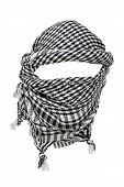 stock photo of headgear  - Keffiyeh  - JPG