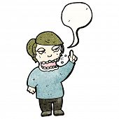 pic of belching  - cartoon belching man - JPG