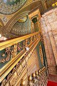 Alabaster Mosque Interior