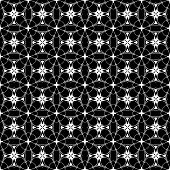 Allover Kaleidoscope Design