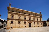 Ayuntamiento, Ubeda, Andalucía, España.