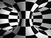 .black-and-white Abstraction