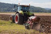 Trabajo de agricultura