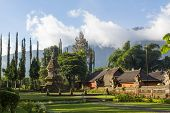 Pura Ulun Danu Temple On Bali