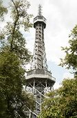 Petrin Lookout Tower, Prague - Czech Republic