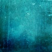 stock photo of acrylic painting  - Old grunge background with delicate abstract texture - JPG