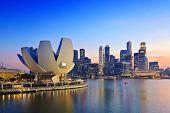 Cingapura Skyline