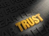 Spotlight On Trust Not Fear