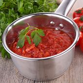 tomato sauce