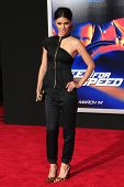 LOS ANGELES - MAR 6: Jessica Szohr at the premiere of DreamWorks Pictures' 'Need For Speed' at TCL C