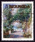 Postage Stamp Bermuda 1991 Bermuda, By Prosper Senat