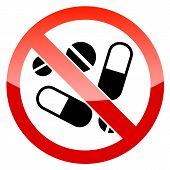 No medicine icon