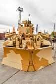 Obstacle remover IMR-2MA (Russia)