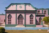 Colorful Architecture In Matanzas, Cuba