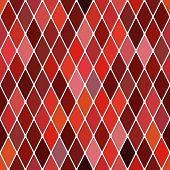 Harlequin autumnal background