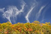 Dancing Clouds On Blue Ridge Parkway