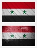Flags Of Syria