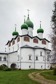 St. Nicholas Convent. Russia