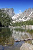Dream Lake, Rocky Mountains