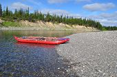 Tourist Catamaran On The North River.