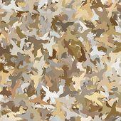 Duck Camouflage - Tan / Desert