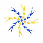 3D Color Logo