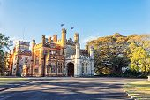 medieval castle in sydney