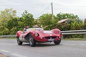 Weldagrind Parson Maserati In Mille Miglia 2013