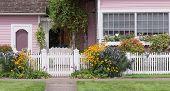 Victorian Garden Gate
