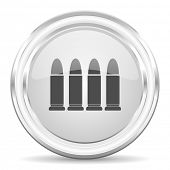 ammunition internet icon