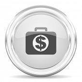 financial internet icon