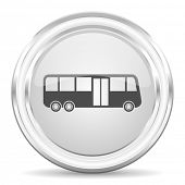 bus internet icon