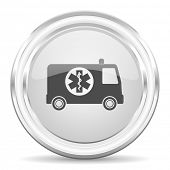 ambulance internet icon
