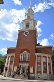 Park Street Church, Boston, USA