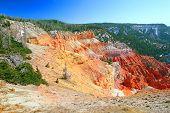 Cedar Breaks National Monument Utah