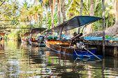 Thai Long Tail Boat