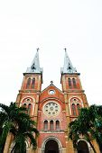 The Cathedral Notre Dame De Saigon