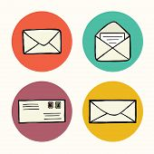 Mail Icons.