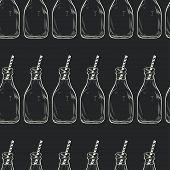 Bottles pattern.