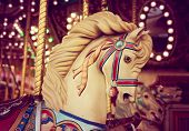 stock photo of merry-go-round  -  merry - JPG