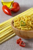 International Cuisine: Love For Pasta